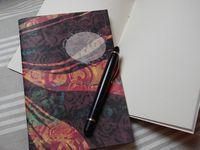 Nouveauté 2014, de jolis carnet ou cahier....©2014 Marie Bazin