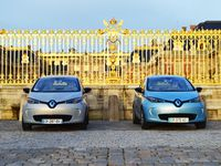 RENAULT ZOE : A ROYAL BIRTHDAY