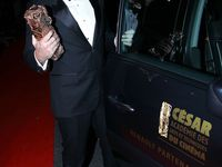 RENAULT, OFFICIAL PARTNER OF THE 39TH CESAR FILM AWARDS CEREMONY