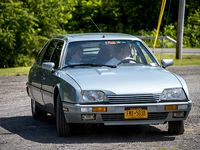 Citroën CX spotted in the USA or Canada !