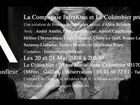 ACCENT CIRCONFLEXE ou &quot&#x3B;La tragédie ne fait plus effet depuis qu'elle court les rues&quot&#x3B; - Compagnie InfraKtus (Le Colombier)
