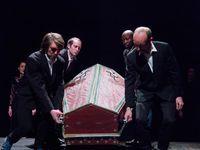 Les funérailles de Richard III - Le monde (26 mars 2015)