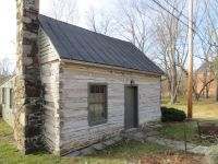 Le moulin, une maison et la poste de Waterford