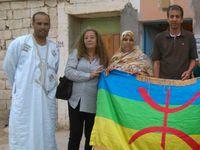 Dimanche 7 août 2016: Tiwizi59 rend visite aux parents du militant Idoussalh