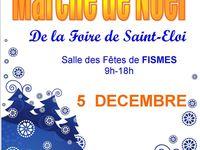 Largement diffusé ce Marché de Noel à Fismes