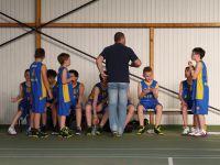 Saison 2014 - 2015 : U13 M  de l'AJCB Pontailler / Mirebeau