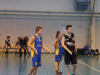 Victoire de nos U13 à Fontaine les Dijon : 33 à 31