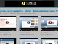modules de formation TurningPoint 5 en français