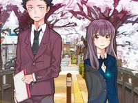 A silent voice tome 2, Darwin's game tome 4 et Poison city tome 1 chez Ki-oon