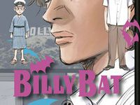 Billy bat tome 14, XXXholic Rei tome 1, Space brothers tome 10 chez Pika édition