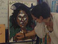 Marie Diaz sur Lifou : Lauréate du concours LMA 2014