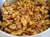 Jeudi 9 octobre 2014 ramassage de noix à 1 h 30 d'Aurillac