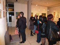 Le vernissage en Image