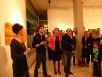Le vernissage en images