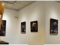 Exposition Alain Rivière-Lecoeur &amp&#x3B; Jean-Charles Ferrand