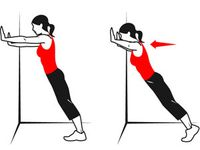 1)100 jumping jack,2)25 vertical crunches,3)30 crunch,4)20 squat,5)20 wall push up,6)50 ruissian twist,7)15 seconde side plank chaque coté,8) 5 jump squats,9)high knees