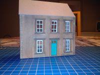 Fabrication des fenêtres.