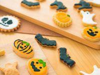 Idées recettes Pinterest spéciale Halloween !!