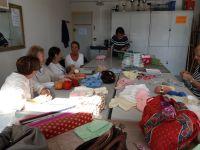 Notre côté social :Les Mamies tricoteuses de &quot&#x3B;l'OMCAL&quot&#x3B;