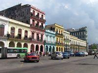 El train de La Havane à San Filipe