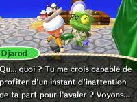 Jarod le caméléon (L'insectofari) :