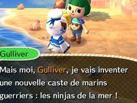 La série Gulliver :