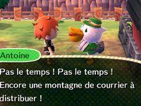 Antoine (le facteur) :