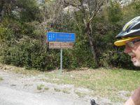 La vallée puis les gorges du Céans qui nous emmènent jusqu'aux portes de Villebois les Pins (26)