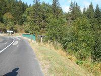 Passage sur la Loire qui prend sa source 4 km plus haut au pied du Mont Jerbier de Jonc.