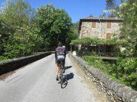 On prend tout de suite la direction de la Vallée Française que nous atteindrons après avoir suivi le cours du Gardon.