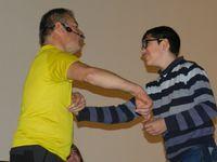 Gilles fait son cinéma! Sensibilisation au handicap à Josselin (56)