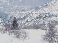 Direction l'Alpe d'Huez