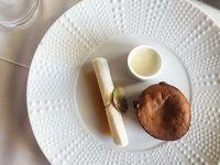 Déjeuner à Carcarille à Gordes