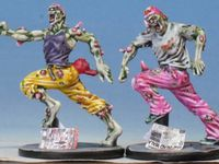 Galerie Zombicide-Toxic City Mall