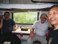 L'expérience du Transsibérien [VIDEO]