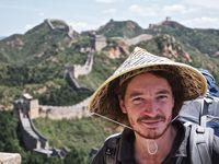 Bivouac sur la Grande Muraille de Chine