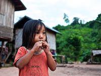 En route vers l'extrême nord du Laos