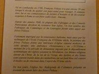 Où en est le chantier entrepris à l'Eglise Sainte Radegonde ? - Réunion organisée par la mairie, 30 octobre 2014