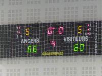 Dimanche 16 novembre 2014: SCCSM vs ANGERS