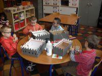 Atelier n°1: Réalisation d'un château pour retourner à la maison.