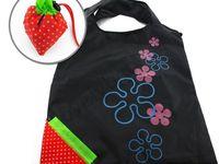 Sac réutilisable &quot&#x3B;fraise&quot&#x3B;