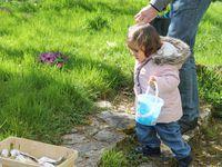 La double récolte de Pâques !