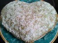 Deux gâteaux d'épinards: salé et sucré