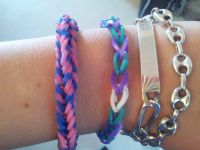 La mode &quot&#x3B;Rainbow Loom&quot&#x3B;