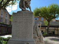 Félix Charpentier est un sculpteur français né à Bollène le 10 janvier 1958 mort à Paris le 7 décembre 1924.