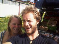 Fruit Vans Community in Waihi