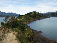 Petite après-midi balade dans la péninsule pour admirer d'autres points de vue! Awesome!! ^^