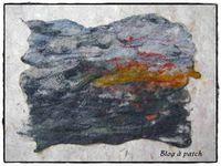 créations textiles et papiers...