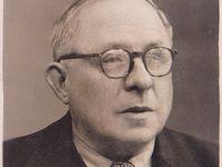 Eugène HOGREL (1883-1959) - la Médaille Militaire 1914-1918 - Eugène HOGREL en convalescence après sa blessure