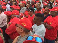 LE BTP est en grève ... soutenons nos camarades
